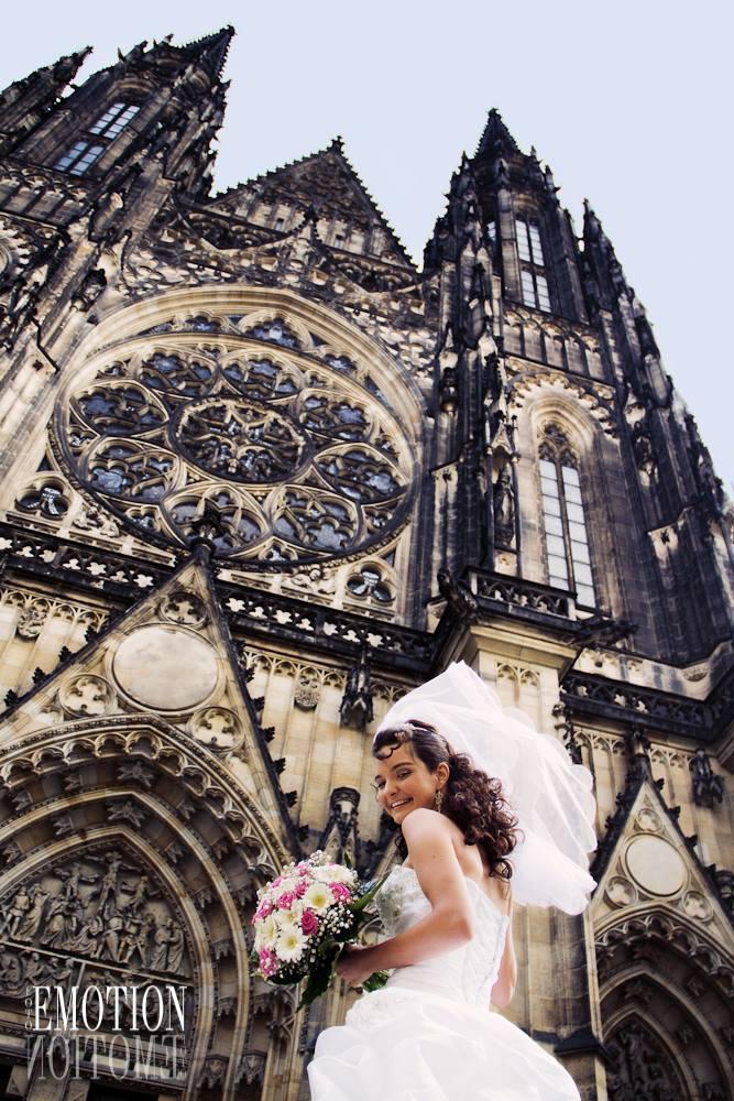 Svatební fotograf - Pražský hrad