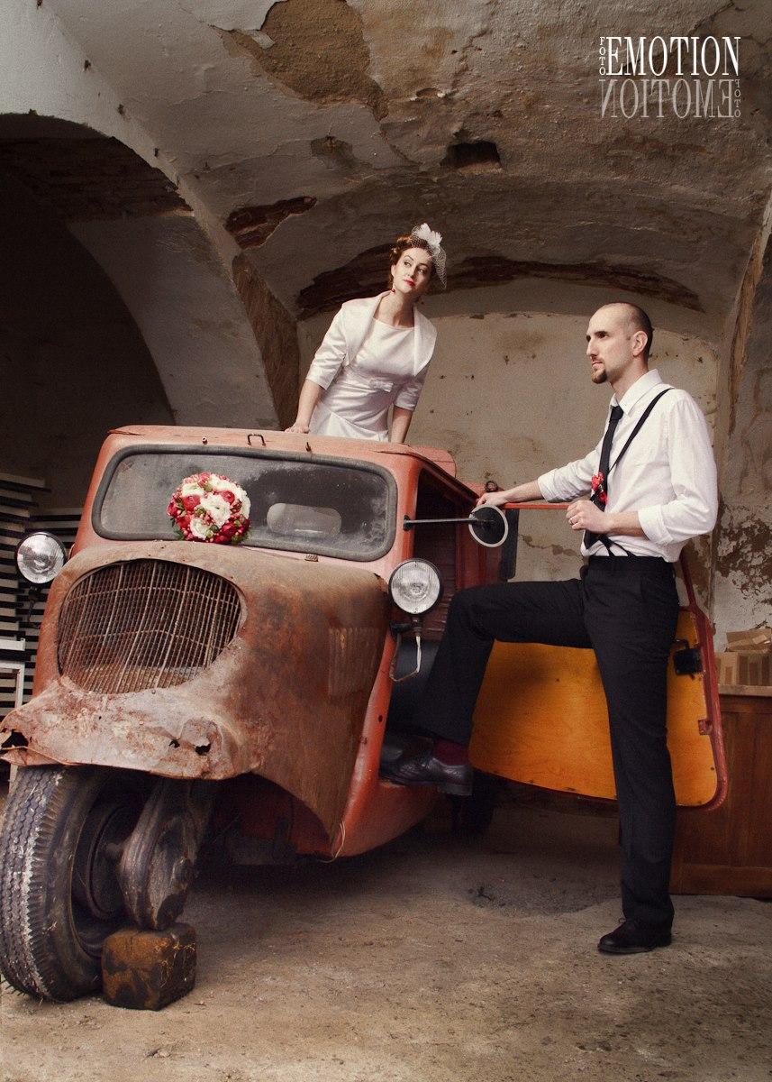 Svatební fotograf - Praha Svatba