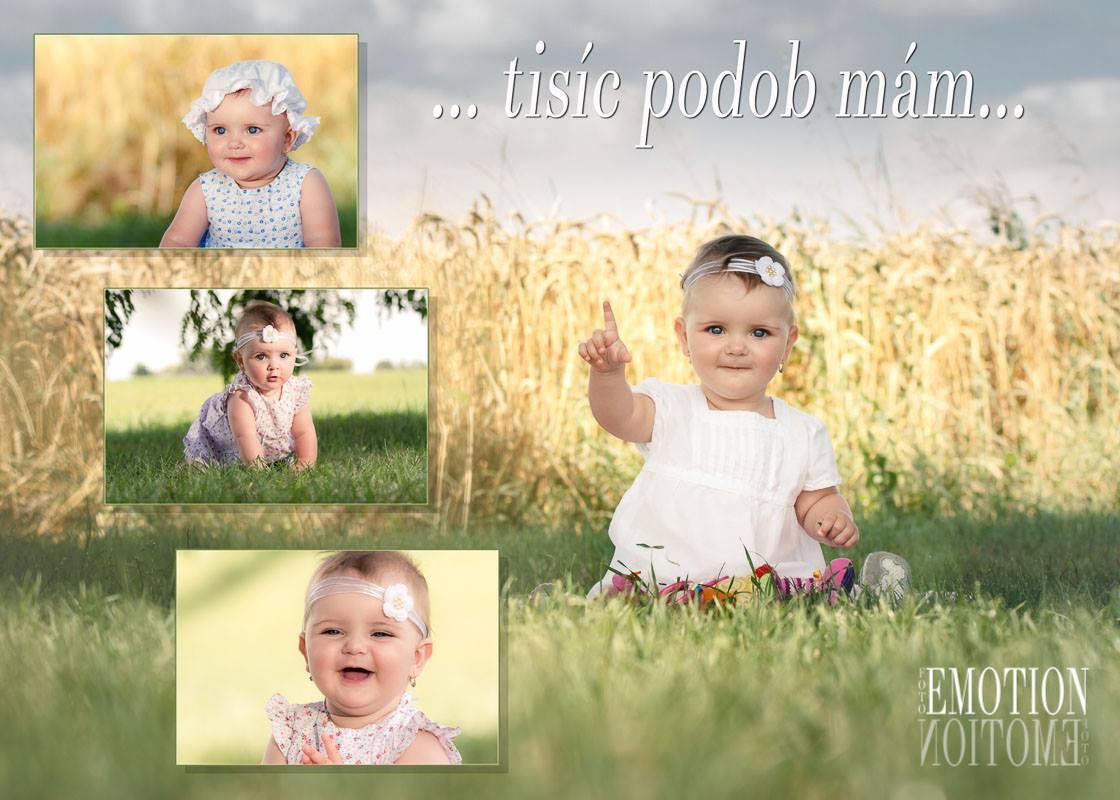 Portrétní fotograf – Rodinný fotograf Praha - Ateliér Praha