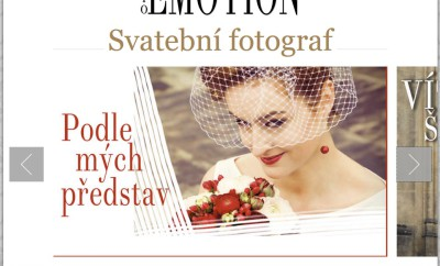 Svatební fotograf nejen v Praze