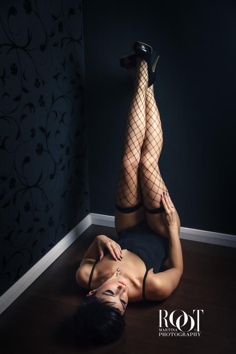 Umělecké fotografie glamour a boudoir