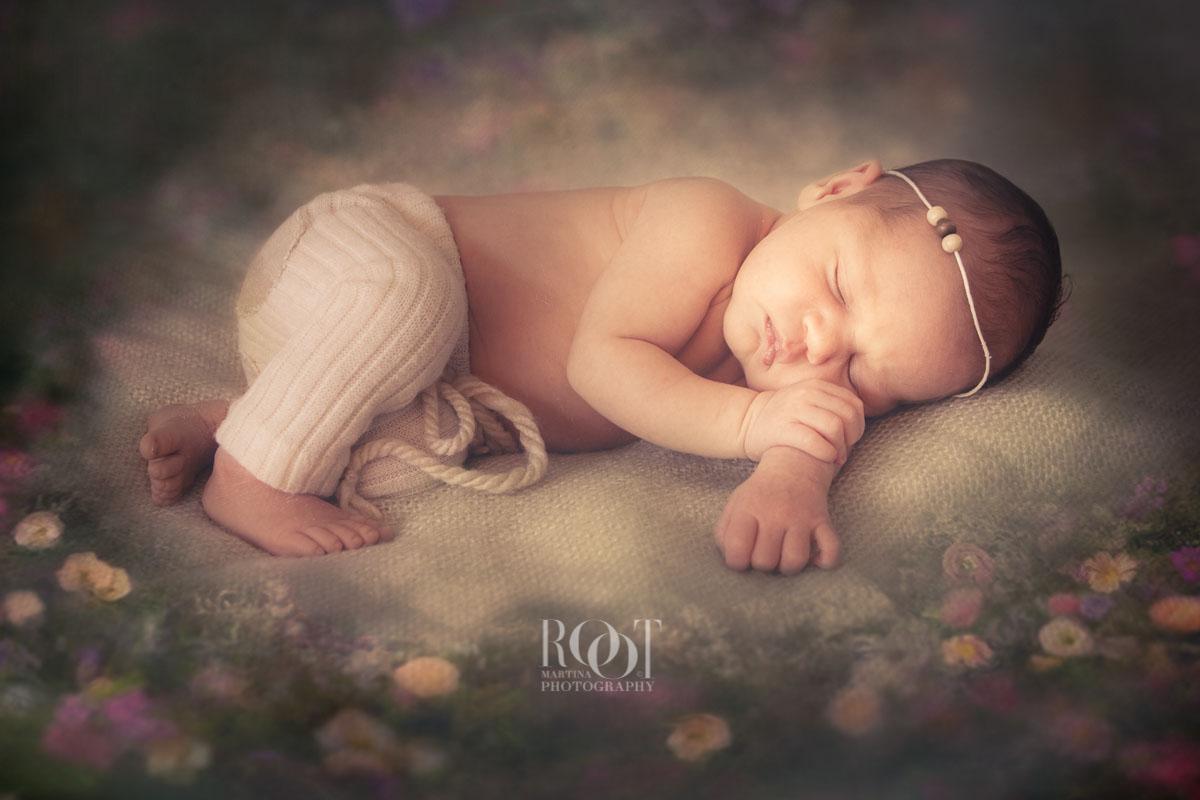 Focení miminek a novorozenců v Plzni